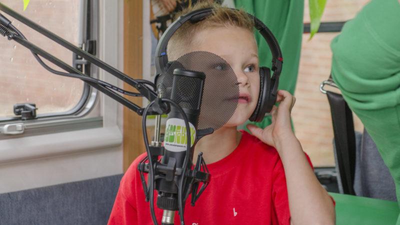 Wens in vervulling voor 8 - jarige Jimmy