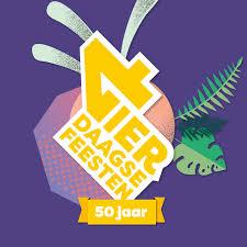 LOGO Vierdaagse - Vierdaagsefeesten: Het Kidslooplied van de Liedjesfabriek